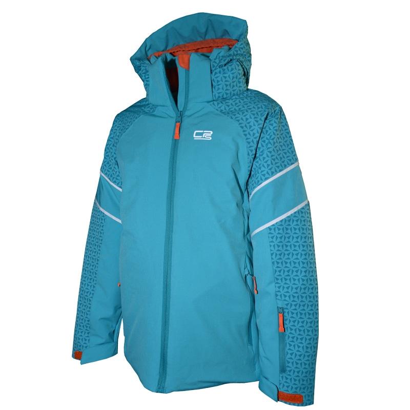 Mädchen Ski Jacke 430.232