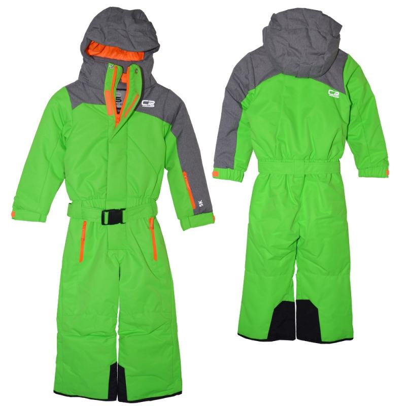 Baby Girl Ski Suit 550.128