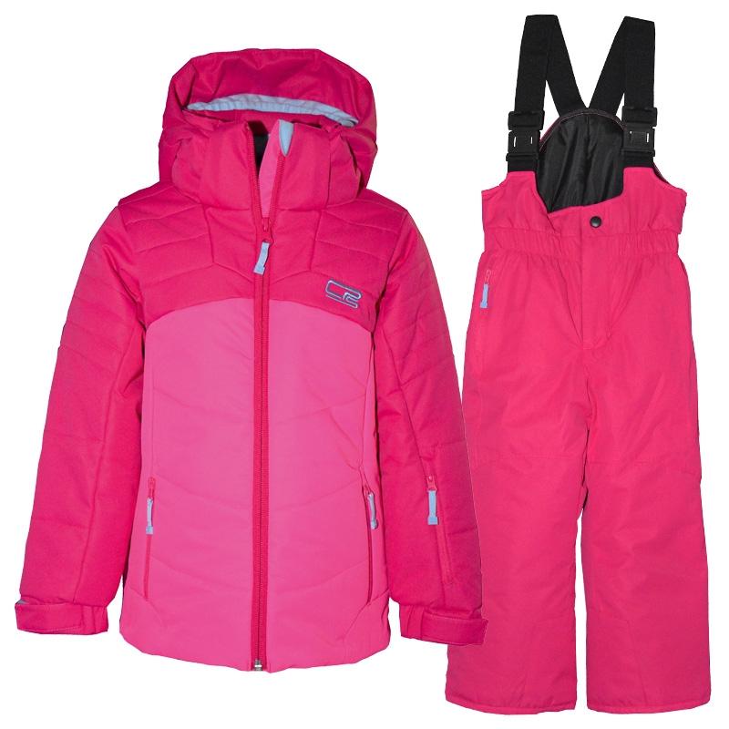 Baby Girl Ski set 432.160