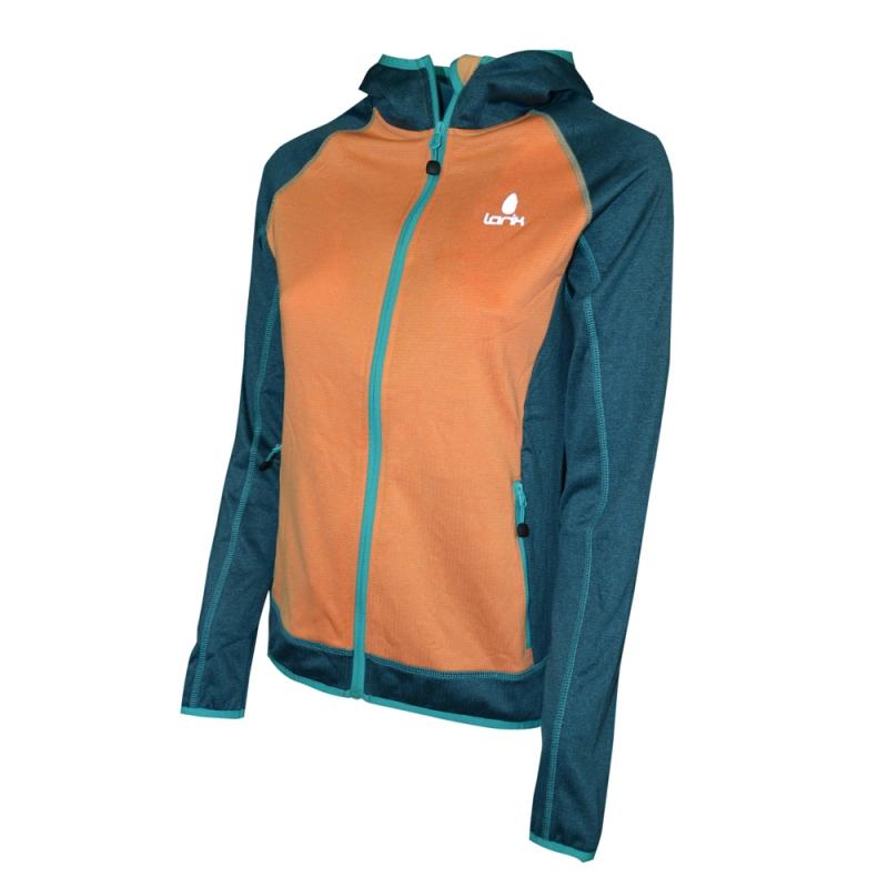 Woman Fleece Jacket L37.335