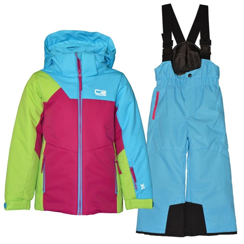 Kleinkinder Baby Girl Ski Anzug 643.160