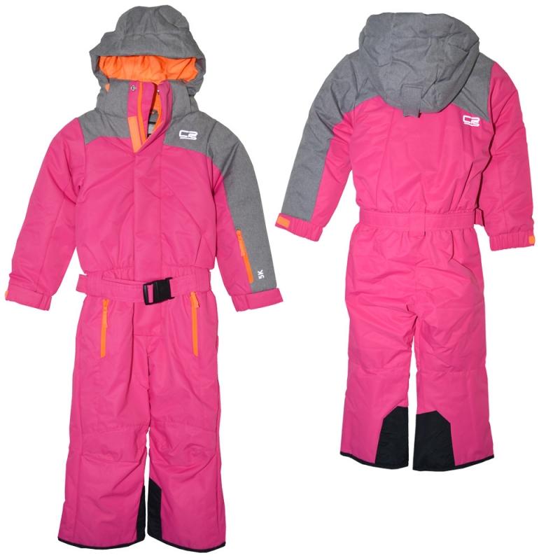 Kleinkinder Weiblich Skianzug 550.128