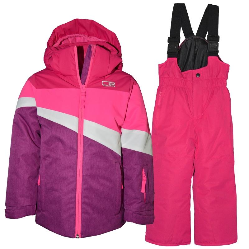 Baby Girl Ski set 412.168
