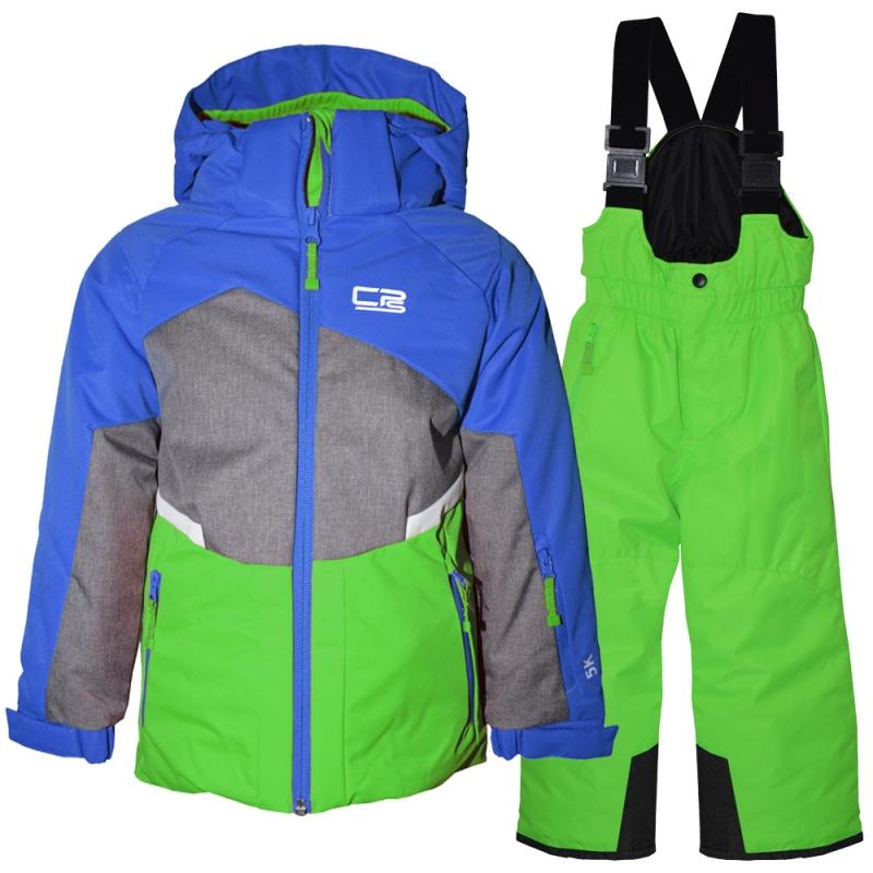 Kleinkinder Baby Girl Ski Anzug 507.169