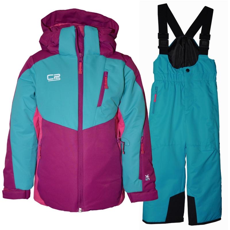 Kleinkinder Baby Girl Ski Anzug 501.169